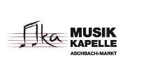 Logo der Musikkapelle Aschbach-Markt